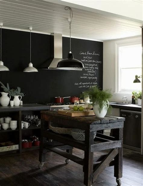 10 ways to upgrade a kitchen with chalkboard paint eatwell101