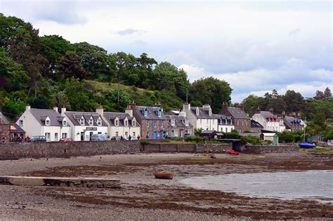 plockton visitor guide hotels cottages things to do in