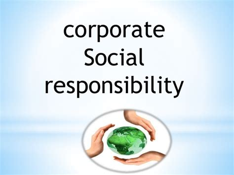 corporate responsibility social responsibility bing images