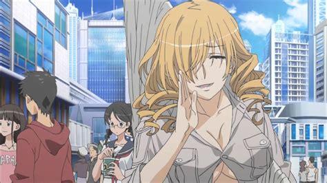 freezing anime kissmanga mad とあるキャラでギャグマンガ日和 アンラッキーエンジェル