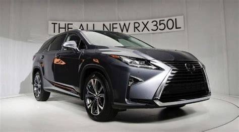 Lexus Rx 2020 by 2020 Lexus Rx 350 Redesign Release Date Changes 2019