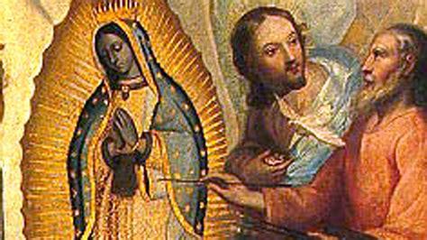 imagenes de la virgen de guadalupe y jesus la imagen de guadalupe 161 un milagro video