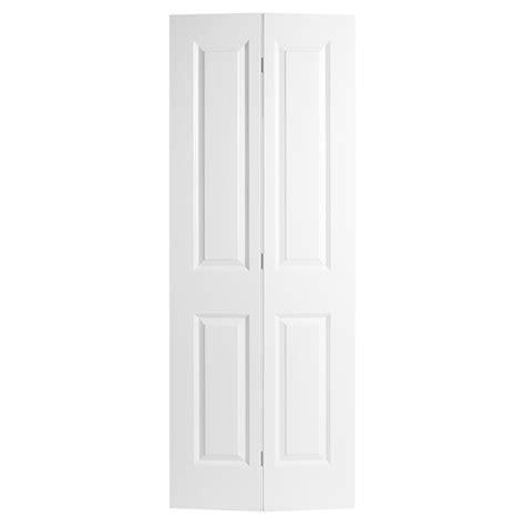 Rona Bifold Doors by 4 Panel Bi Fold Door 36 Quot X 80 Quot Rona