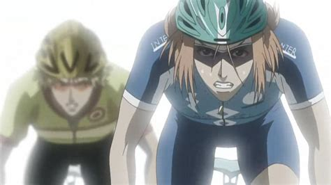 anime drive overdrive over drive anime review shinozaki cycling 18