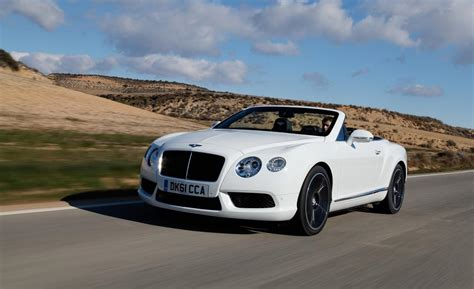 white bentley bentley continental convertible white image 246
