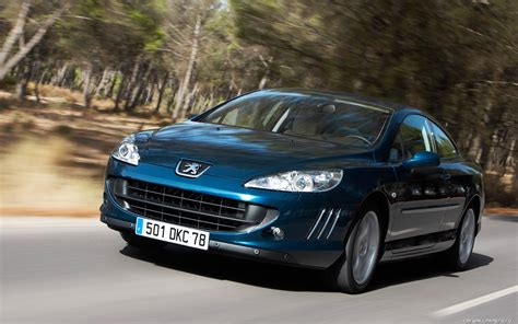 peugeot 407 coupe 2008 2008 peugeot 407 coupe pictures information and specs