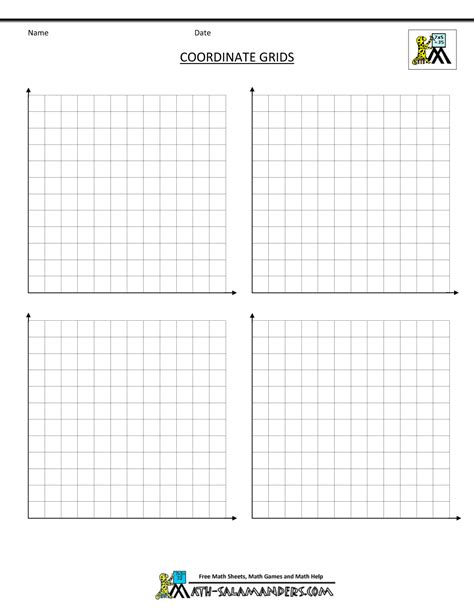 printable quadrant graphs 2 quadrants blank grid search results calendar 2015