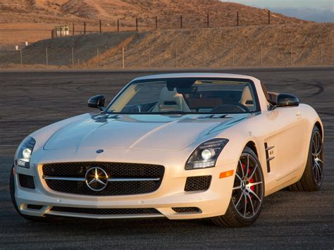 Mercedes Sls Amg Convertible by Hd Mercedes Sls 63 Amg Gt White Convertible