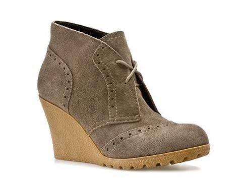 dsw wedge booties gold high heel sandals