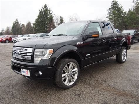 2013 ford f 150 black limited edition on sale at donnell