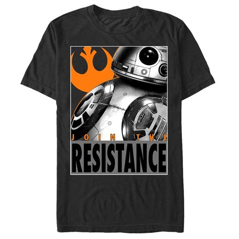 Kaos Starwars Starwars Tfa 7 wars tfa bb 8 recruitment t shirt