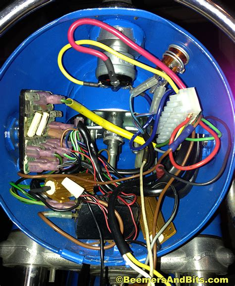 5 Bmw Speedometer Wiring Beemers And Bits