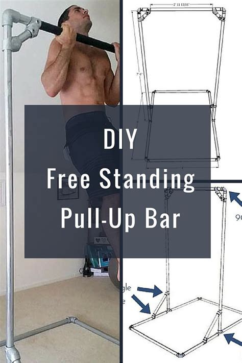 17 best ideas about pull up bar on diy pull up