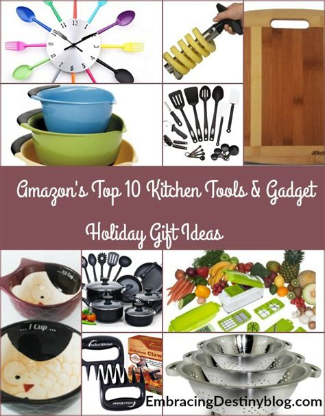 kitchen gadget ideas top 10 must have unique kitchen tools and gadgets christmas gift guide embracing destiny