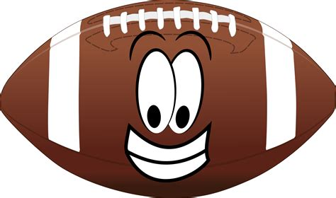 football clipart free happy football vector clipart image free stock photo