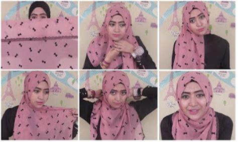 gambar model hijab natasha farani berhijab id tutorial hijab natasha farani dengan gaya casual dan