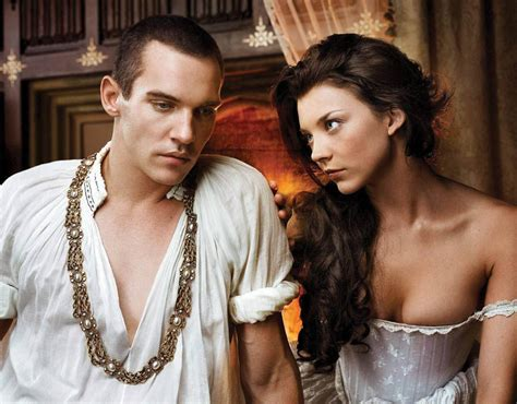natalie dormer in the tudors natalie dormer and johnathan rhys meyers in the tudors