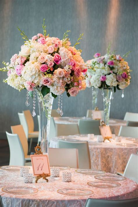 Elegant And Dreamy Floral Wedding Centerpieces Collection How To Make Floral Wedding Centerpieces
