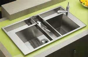 Franke Faucets Kitchen innovative kitchen sinks interior design inspiration