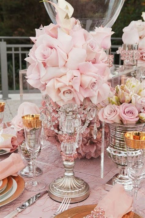 Dime con qué colores de bodas decoras y te diré quién eres!! colores de bodas: el rosa   Foro