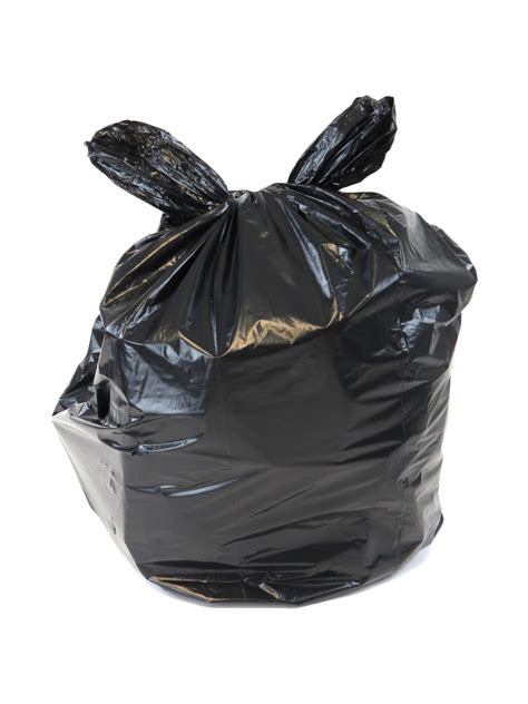 Bin Bag by Black Refuse Sacks Bin Liners