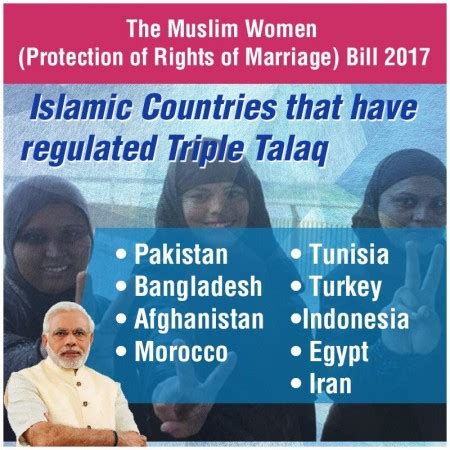 Islamic Bill Of Rights For In The Bedroom by Lok Sabha Passes Talaq Bill What Next For Muslim