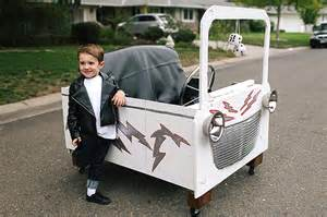 Grease Lightning Car Cut Out Grease Lightning Costume Danny And Costume