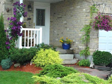 landscaping ideas front of house serenitywood landscape
