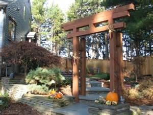 Japanese Garden Arbor Techmer Nursery Landscaping Company Portfolio Welcome To