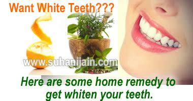 Leaves To Get Teeth Whitened by Want White Teeth Here Are Some Home Remedy To Get Whiten