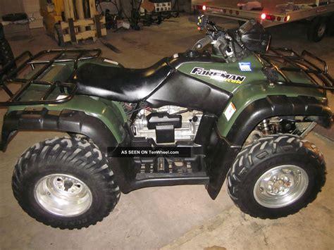 2004 honda foreman 2004 honda foreman rubicon 500 4x4