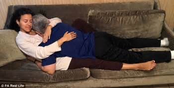 comfortable cuddle positions professional cuddler earns 17k by snuggling strangers
