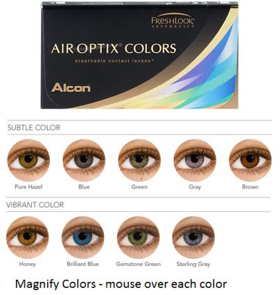 prescription colored contacts for astigmatism lowest price contacts discount price air optix