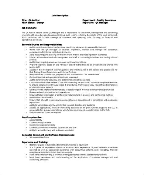 design assurance engineer job description quality assurance job description quality assurance