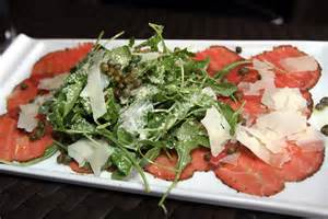 beef carpaccio recipe dishmaps