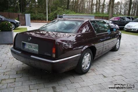 cadillac northstar capacity 1997 cadillac eldorado northstar 1 owner belgian car