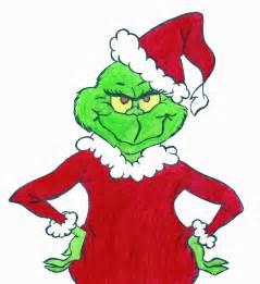 Mr Grinch Stole - you re a one mr grinch by binkaminka fan