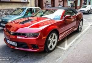 2014 Chevrolet Camaro Convertible Chevrolet Camaro Ss Convertible 2014 6 May 2016 Autogespot