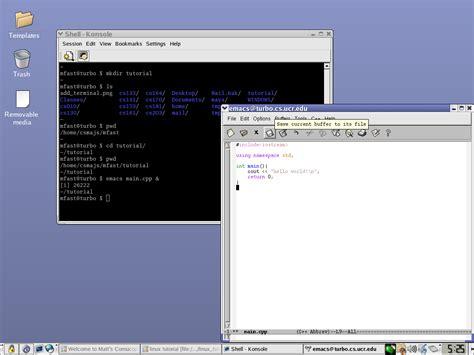 online tutorial linux linux tutorial terminal online may linux terminal
