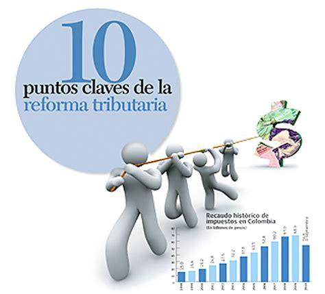nueva reforma tributaria colombia 2016 lo que traer 225 la nueva reforma tributaria economia el pa 237 s