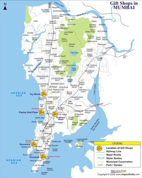 where is mumbai on the world map gift shops in mumbai