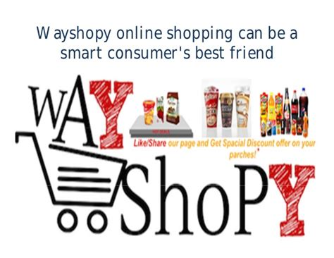 Ways Become New Again With Shopping That Is by Wayshopy Shopping Can Be A Smart Consumer S Best Friend