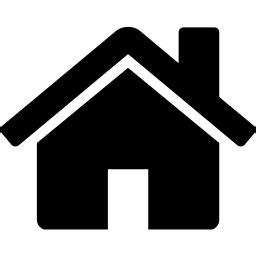 black house icon free black house icons