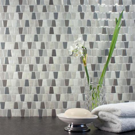 peel and stick mosaic tile backsplash smart tiles cavalis tenero 10 9 25 in w x 9 12 25 in h