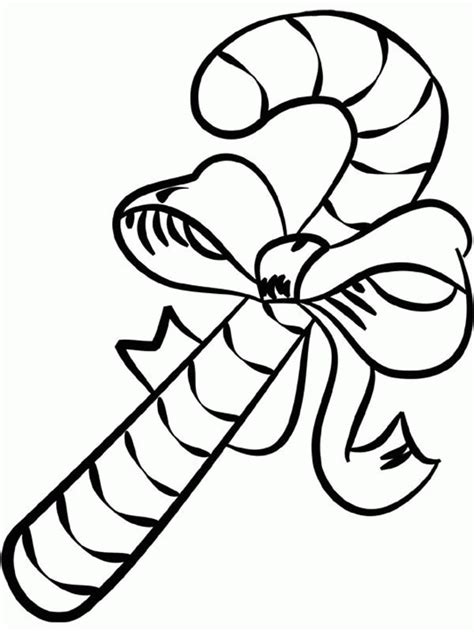 Christmas Candy Canes Coloring Pages Coloring Home Canes To Color