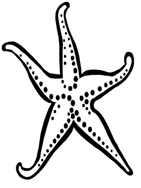 printable starfish coloring pages free printable starfish coloring pages for kids