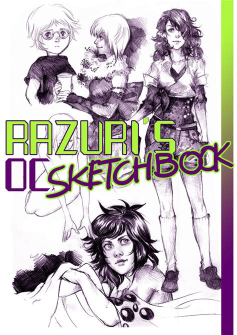 free sketch book in pdf 4 50 pdf oc sketchbook by lapis razuri on deviantart