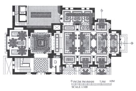 caf 233 floor plan exle how to create restaurant floor caf aga khan architectural design seven canadian projects