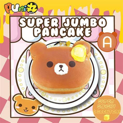 Squishy Licensed Punimaru Banana Strawberry Strawnana Jumbo Ori puni maru jumbo pancake rising squishy 183 kawaii dango 183 store powered by