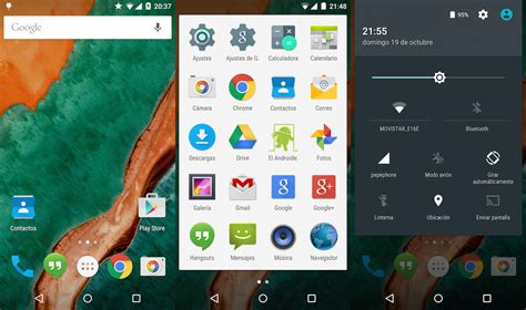 android lollipop 5 0 android 5 0 lollipop preview primeras impresiones el androide libre